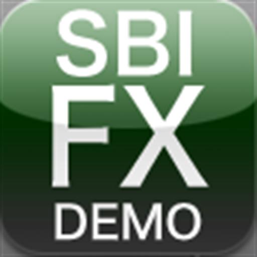 SBI FX α for Android DEMO 財經 App LOGO-硬是要APP