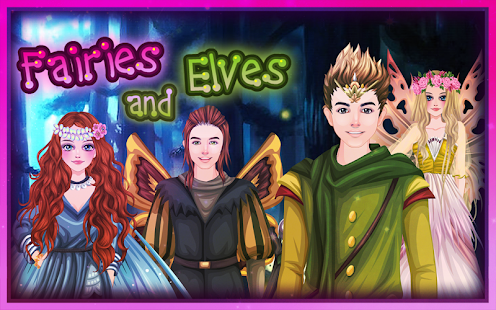 how to play role elves and fairies