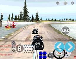 Screenshot of Police Car Simulator 3D