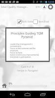 Screenshot of Learn Quality Management