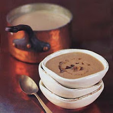 Chestnut Fennel Soup