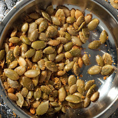 Nacho Cheese Pumpkin Seeds