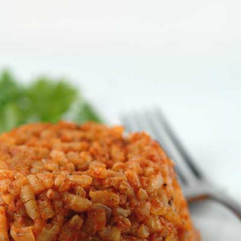 Gluten Free Easy Mexican Rice