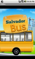 Screenshot of Salvador Bus
