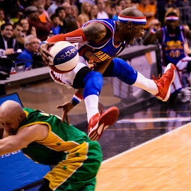 The Globetrotter by Sean Stevens - Sports & Fitness Basketball