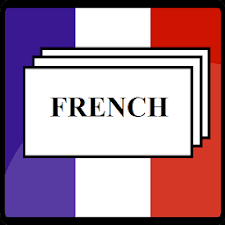 French/English Flashcards 2015