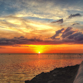 Sunset by Michael Hernandez - Instagram & Mobile iPhone ( sunset, landscape, iphone )