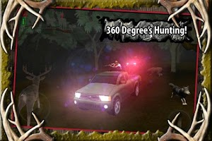 Screenshot of Night Hunter