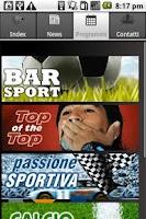 Screenshot of Radio Sportiva