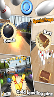 Screenshot of iShuffle Bowling 2