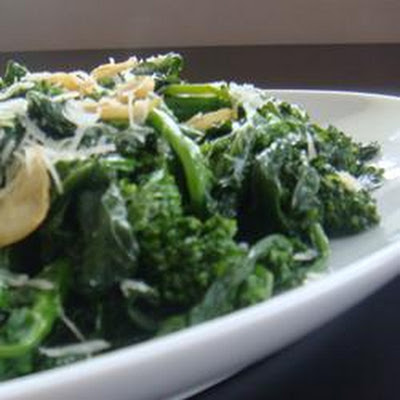 Maria's Broccoli Rabe