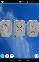 Screenshot of Galaxy Runes