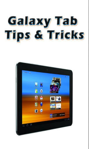 Galaxy Tab Tips Tricks