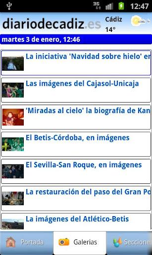 【免費新聞App】Diario de Cadiz-APP點子