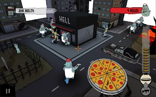 Screenshot of Zombies From Hell