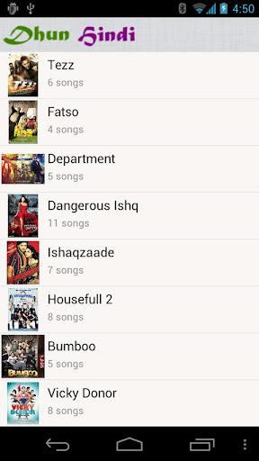 Dhun Hindi Bollywood Songs