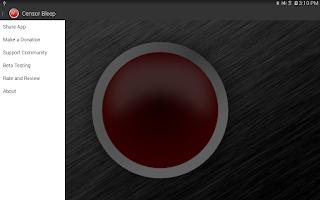 Screenshot of Censor Bleep