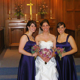 The Bride and her Sisters by Amy Hepler - Wedding Groups