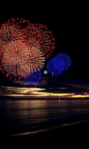 1st Fireworks Free