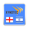 English<->Hebrew Dictionary icon
