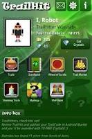 Screenshot of TrailHit - return of the light
