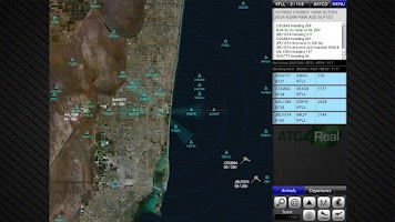 Screenshot of ATC4Real Fort Lauderdale
