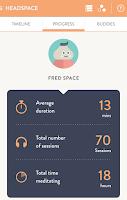 Screenshot of Headspace.com - meditation