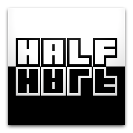 Half and Half Live Wallpaper LOGO-APP點子