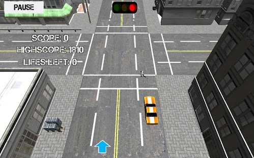Road Cross Pro - screenshot