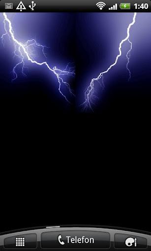 玩個人化App|Lightning Live Wallpaper免費|APP試玩
