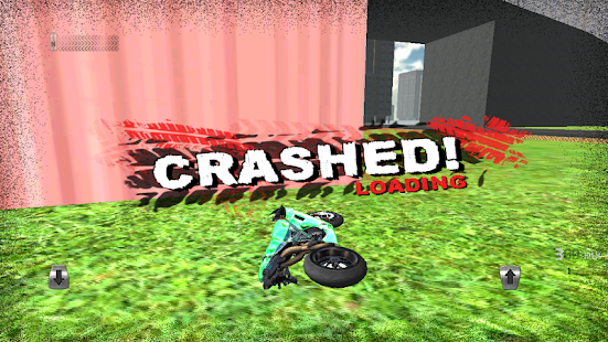 MotorBike 3D Offroad - screenshot