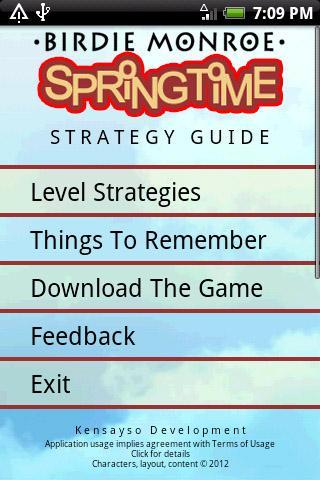 Birdie Monroe Strategy Guide