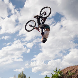 by Cory Taylor - Sports & Fitness Other Sports ( bike, photo, camera, jump, steamboat, steamboat springs )