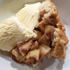 Diabetic Apple Cobbler