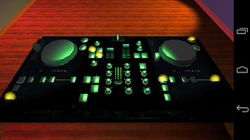 Screenshot of DJ Party Mixer 3D