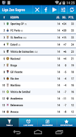 Screenshot of Liga Zon Sagres