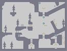 Thumbnail of the map 'Elect Tree City'