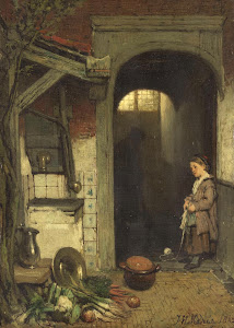 RIJKS: Jacob Maris: painting 1862