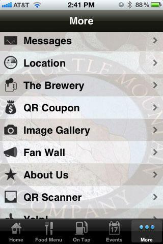 【免費商業App】Turtle Mountain Brewing Co.-APP點子