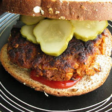 The Perfect Pork Burger Recipe - Unlike Beef It's Trans Fat Free