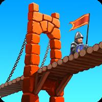 Bridge Constructor Medieval pour PC (Windows / Mac)