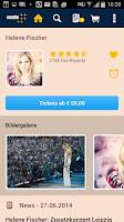 Screenshot of EVENTIM DE