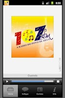 Screenshot of 107 FM
