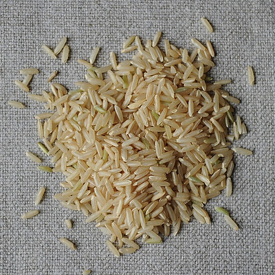 A Recipe for Long Grain Brown Rice Pilaf (Vegan, Gluten Free)