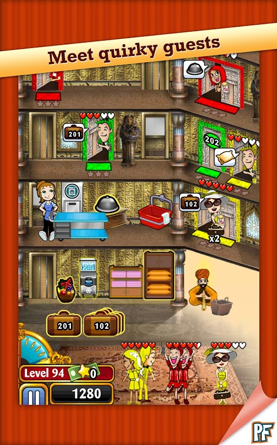 Hotel Dash Deluxe Screenshot 6