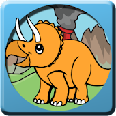APK Game Kids Dinosaurs for BB, BlackBerry