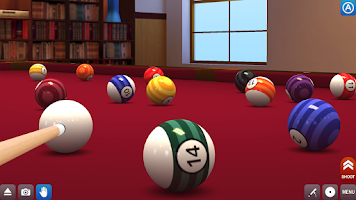 Screenshot of Pool Break Pro - 3D Billiards