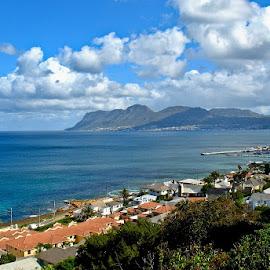 St James Cape Town Kalk Bay by Andre de Villiers - Landscapes Travel ( kalk bay, st james cape town kalk bay, false bay, kalk, cape town, st  james )