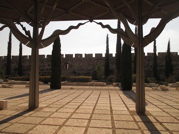 Ancient Jerusalem Market