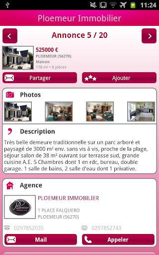 玩生活App|Ploemeur Immobilier免費|APP試玩